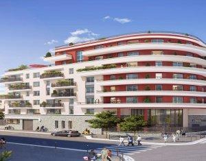 Achat / Vente appartement neuf Clichy cœur de ville (92110) - Réf. 1405