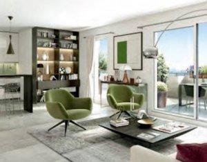 Investissement locatif : Appartement en loi Pinel  Clichy-la-Garenne à 400 mètres du métro (92110) - Réf. 4442