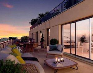 Investissement locatif : Appartement en loi Pinel  Clichy-La-Garenne proche de la gare (92110) - Réf. 4369