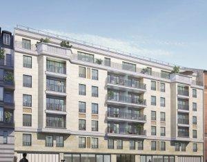 Achat / Vente appartement neuf Clichy porte de Paris (92110) - Réf. 1693