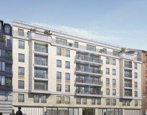 Achat / Vente appartement neuf Clichy proche centre-ville (92110) - Réf. 791