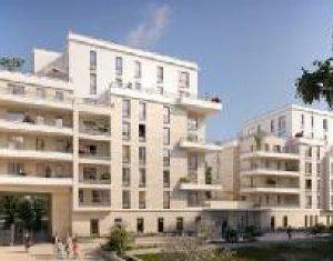 Achat / Vente appartement neuf Clichy proche métro (92110) - Réf. 2967