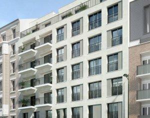Achat / Vente appartement neuf Clichy proche Métro Mairie de Clichy (92110) - Réf. 6336