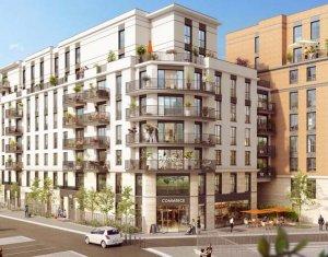 Achat / Vente appartement neuf Clichy quartier de la ZAC Espace Clichy (92110) - Réf. 2359