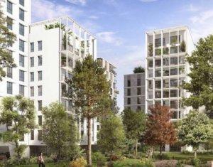 Achat / Vente appartement neuf Clichy quartier du Bac d'Asnières (92110) - Réf. 3354