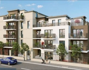 Achat / Vente appartement neuf Clichy-sous-Bois proche tramway T4 (93390) - Réf. 4266