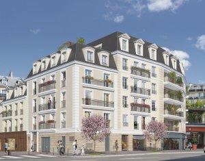 Achat / Vente appartement neuf Colombes à proximité immédiate des transports (92700) (92700) - Réf. 2338