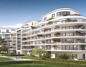 Investissement locatif : Appartement en loi Pinel  Colombes au cœur du quartier de l'Arc Sportif (92700) - Réf. 4295