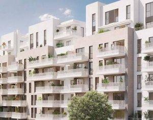 Investissement locatif : Appartement en loi Pinel  Colombes au cœur du quartier de l'Arc Sportif (92700) - Réf. 3971