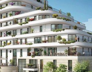 Achat / Vente appartement neuf Colombes écoquartier de la Marine (92700) - Réf. 2405