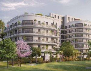 Achat / Vente appartement neuf Colombes écoquartier Ovation (92700) - Réf. 3352