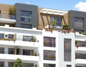 Achat / Vente appartement neuf Colombes proche centre-ville (92700) - Réf. 1868
