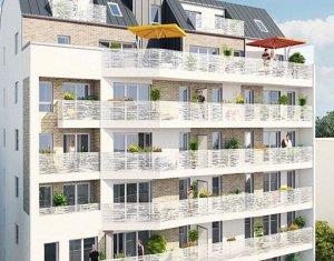 Achat / Vente appartement neuf Colombes proche parc Lagravère (92700) - Réf. 1784