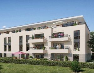 Achat / Vente appartement neuf Colombes quartier pavillonnaire du Plateau (92700) - Réf. 1410