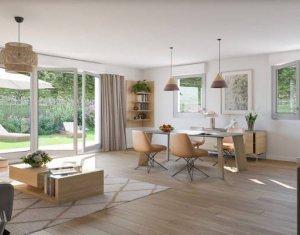 Achat / Vente appartement neuf Combs-la-Ville proche RER D (77380) - Réf. 4434