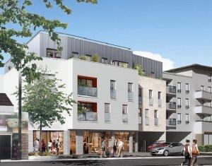 Achat / Vente appartement neuf Combs-la-Ville proche RER D (77380) - Réf. 2432