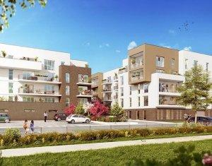 Achat / Vente appartement neuf Combs-la-Ville quartier Prévert (77380) - Réf. 2690