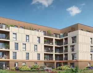 Investissement locatif : Appartement en loi Pinel  Conflans-Sainte-Honorine proche Transilien J (78700) - Réf. 4807
