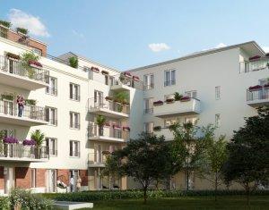 Achat / Vente appartement neuf Corbeil-Essonnes à deux pas RER D (91100) - Réf. 6137