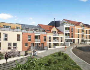Achat / Vente appartement neuf Corbeil-Essonnes centre-ville (91100) - Réf. 1382