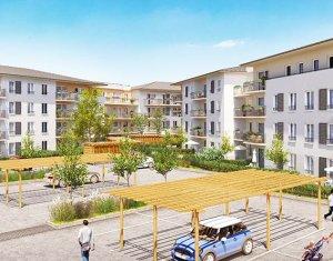 Investissement locatif : Appartement en loi Pinel  Corbeil-Essonnes quartier de La Papeterie (91100) - Réf. 1774