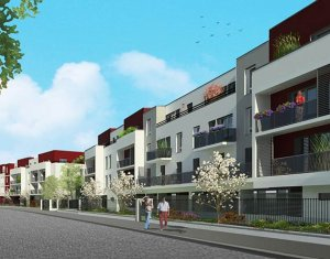 Investissement locatif : Appartement en loi Pinel  Corbeil-Essonnes quartier de la Papeterie (91100) - Réf. 1792