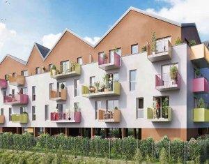 Achat / Vente appartement neuf Corbeil-Essonnes quartier de l'ancienne Papeterie Darblay (91100) - Réf. 3978
