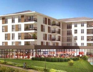 Achat / Vente appartement neuf Corbeil-Essonnes résidence séniors (91100) - Réf. 1619