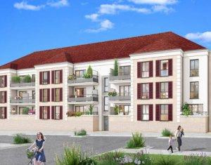 Investissement locatif : Appartement en loi Pinel  Cormeilles-en-Parisis à Bois-Rochefort (95240) - Réf. 5811