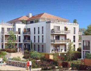 Achat / Vente appartement neuf Cormeilles en Parisis quartier Bois Rochefort (95240) - Réf. 1701