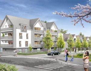 Achat / Vente appartement neuf Cormeilles-en-Parisis quartier des Bois de Rochefort (95240) - Réf. 1536