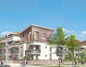 Achat / Vente appartement neuf Cormeilles-en-Parisis quartier des Bois Rochefort (95240) - Réf. 1629