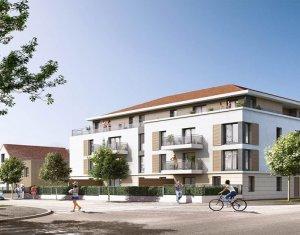 Investissement locatif : Appartement en loi Pinel  Cormeilles en Parisis secteur des Bois Rochefort (95240) - Réf. 162