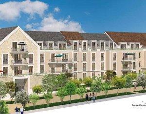 Achat / Vente appartement neuf Corneilles-en-Pariris ZAC des Bois Rochefort (95240) - Réf. 2153
