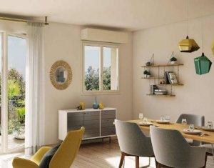 Investissement locatif : Appartement en loi Pinel  Coulommiers dans les hauteurs de ville (77120) - Réf. 4070