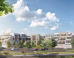 Achat / Vente appartement neuf Coulommiers proche centre-ville (77120) - Réf. 6109