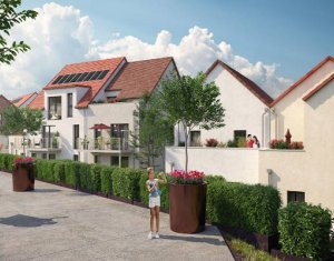 Investissement locatif : Appartement en loi Pinel  Coupvray à 8 minutes du Val d'Europe (77700) - Réf. 4353