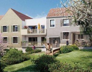 Investissement locatif : Appartement en loi Pinel  Coupvray proche Val d'Europe (77700) - Réf. 6299