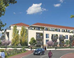 Achat / Vente appartement neuf Courcouronnes plein centre-ville (91080) - Réf. 1283