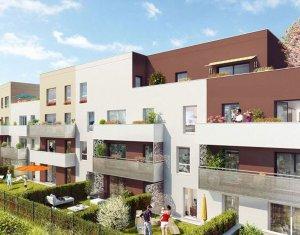Achat / Vente appartement neuf Courtry Proche Hôtel de Ville (77181) - Réf. 473