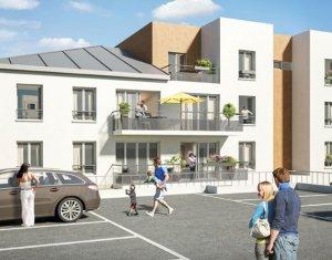 Investissement locatif : Appartement en loi Pinel  Crécy-la-Chapelle proche des canaux de la vielle ville (77580) - Réf. 712