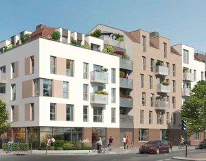 Achat / Vente appartement neuf Créteil bords de Marne proche commerces et écoles (94000) - Réf. 2170