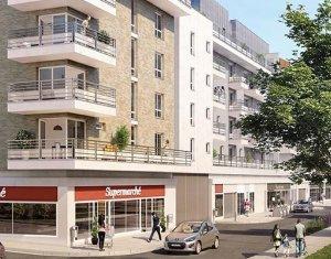 Achat / Vente appartement neuf Créteil écoquartier Néo-C (94000) - Réf. 1262