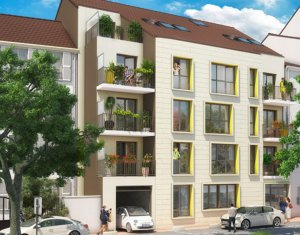 Achat / Vente appartement neuf Créteil quartier historique (94000) - Réf. 676