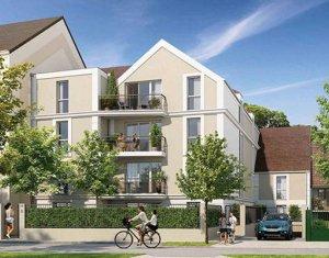 Investissement locatif : Appartement en loi Pinel  Dammarie-les-Lys  à 30 min de Paris en transports (77190) - Réf. 5238