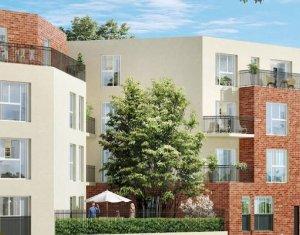 Investissement locatif : Appartement en loi Pinel  Dammarie-les-Lys à 500 mètres du RER (77190) - Réf. 4823