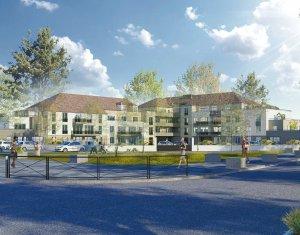 Investissement locatif : Appartement en loi Pinel  Dammarie-les-Lys au cœur du quartier du Petit Dammarie (77190) - Réf. 3384