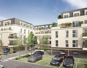 Investissement locatif : Appartement en loi Pinel  Dammarie-les-Lys proche écoles et commodités (77190) - Réf. 4102