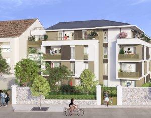 Investissement locatif : Appartement en loi Pinel  Dammarie-lès-Lys proche gare de Melun (77190) - Réf. 3265