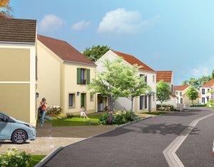 Achat / Vente appartement neuf Dammartin-en-Goële proche aéroport Charles-de-Gaulle (77230) - Réf. 785